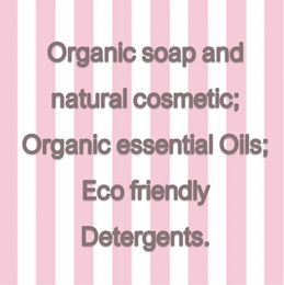 Organic soap and natural cosmetic - Organic essential oils - Eco friendly detergents